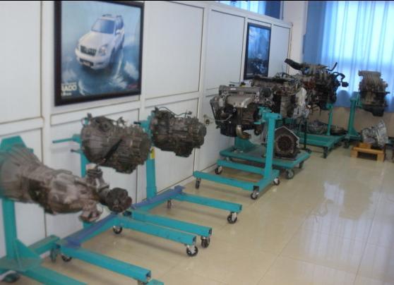 浏览量:68768次      变速箱拆装                整车实习(天籁350)